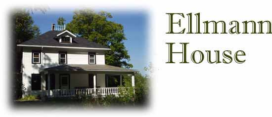 Ellmann House- Door County Lodging Rental Home
